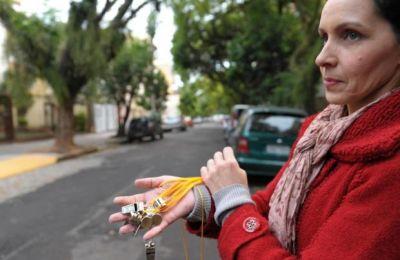 Moradores da Cidade Baixa adotaram sinais sonoros como forma
